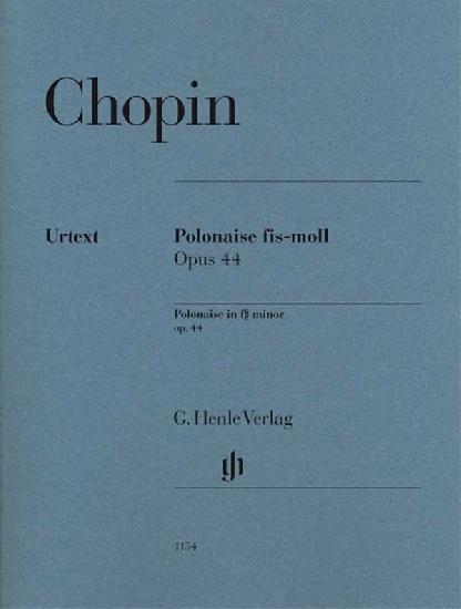 Chopin, Frédéric : Polonaise f sharp minor op. 44