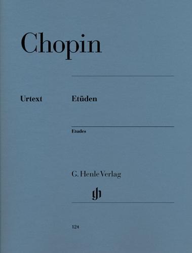 Etudes / Studies (Chopin, Frédéric)