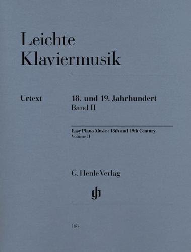 Musique pour piano facile - 18e et 19e siècles - Volume 2 / Easy Piano Music - 18th and 19th centuries - Volume 2 (Divers Auteurs)