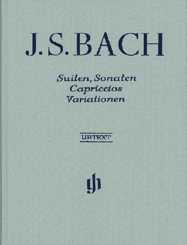 Suites, Sonates, Capriccios et Variations / Suites, Sonatas, Capriccios and Variations (Bach, Johann Sebastian)