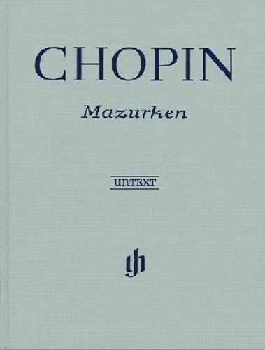 Mazurkas (Chopin, Frédéric)