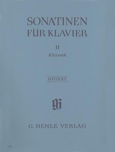 Sonatines pour piano - Volume 2 : Classique / Sonatinas for Piano - Volume 2 : Classic (Divers Auteurs)