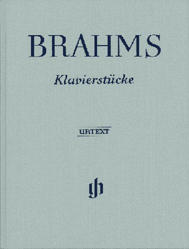 Pièces pour piano / Piano Pieces (Brahms, Johannes)