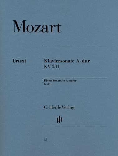 Sonate pour piano en la majeur KV 331 (300i) [avec la Marche turque (Alla Turca)] / Piano Sonata in A Major KV 331 (300i) (with Alla Turca) (Mozart, Wolfgang Amadeus)