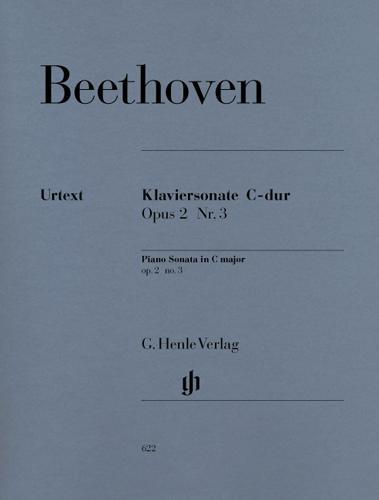 Sonate pour piano en ut majeur Opus 2 n° 3 / Piano Sonata in C Major Opus 2 No. 3 (Beethoven, Ludwig van)