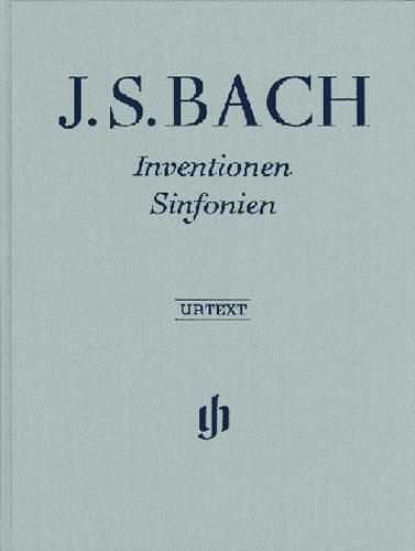Inventions et Symphonies BWV 772-801 / Inventions and Sinfonias BWV 772-801 (Bach, Johann Sebastian)
