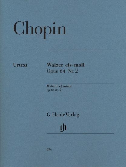 Valse en ut dièse mineur Opus 64 n° 2 / Waltz in C-sharp minor Opus 64 No. 2 (Chopin, Frédéric)