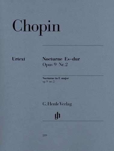 Nocturne en mi bémol majeur Opus 9 n° 2 / Nocturne in E-flat Major Opus 9 No. 2 (Chopin, Frédéric)