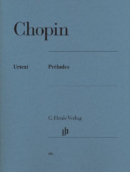 Chopin, Frédéric : Préludes, Edition révisée