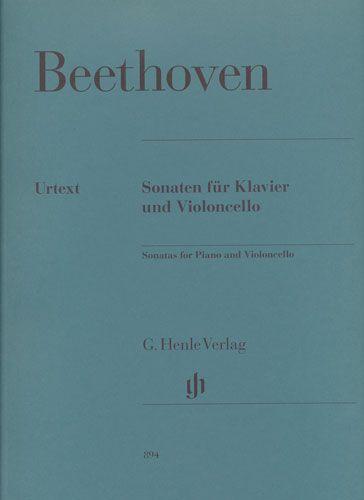 Beethoven, Ludwig van : Sonatas For Piano And Violoncello