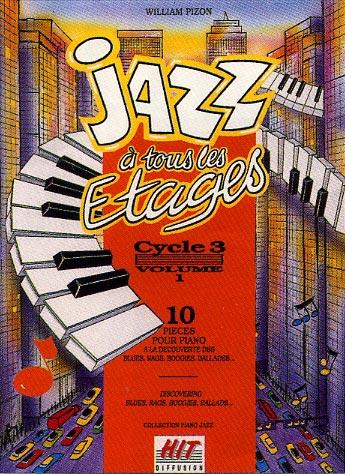 Jazz à tous les étages - Volume 3 (Pizon, William)