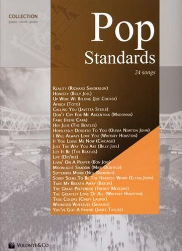 Pop Standards Collection 24 Songs