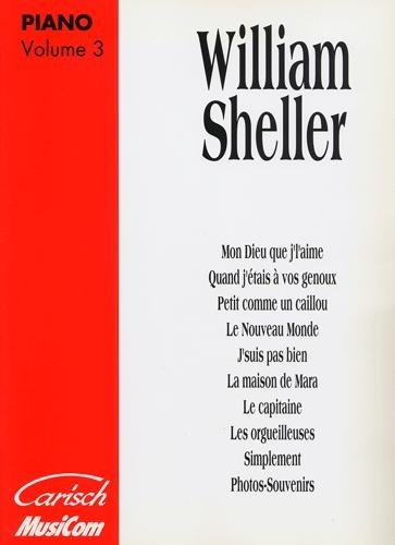 William Sheller - Volume 3