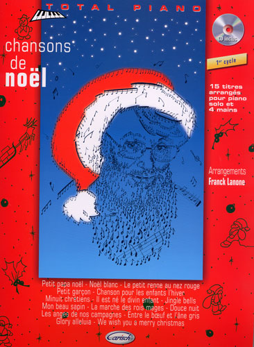 Collection total piano : Chansons de Noël