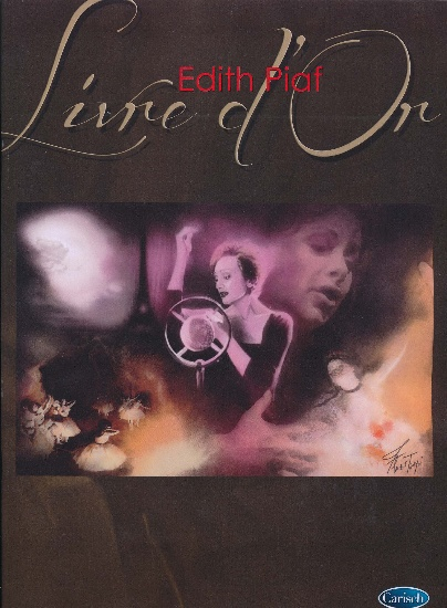 Piaf, Edith : Livre d'or