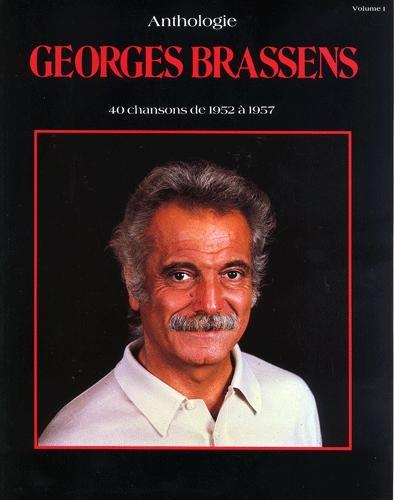 Brassens, Georges - Anthologie - Volume 1