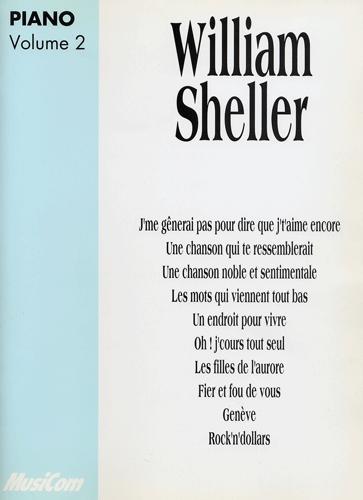 William Sheller - Volume 2