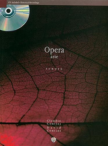 Opera Arie, Tenore