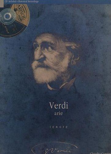 Verdi, Giuseppe : Verdi, arie (tenore)