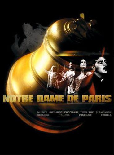 Cocciante, Riccardo : Notre Dame de Paris (Versione Italiana / Version Italienne)