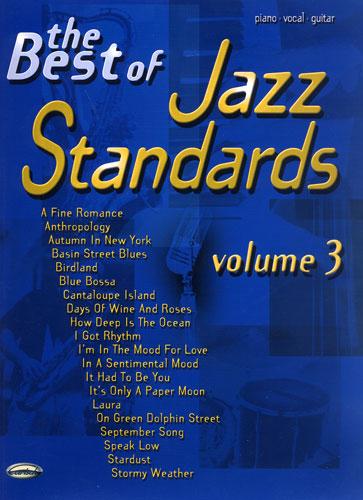 Best of Jazz Standards - Volume 3
