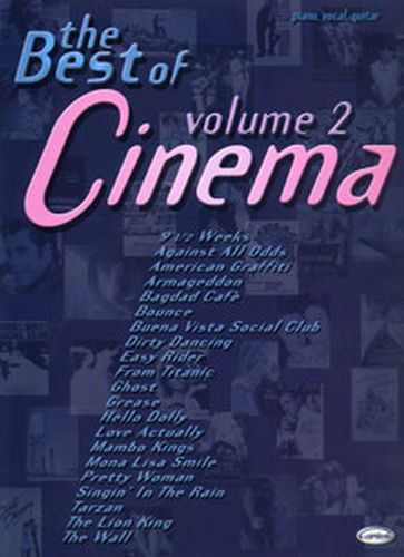 The best of Cinema, instrumental themes
