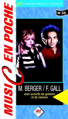 Berger, Michel / Gall, France : Music en poche Michel Berger et France Gall