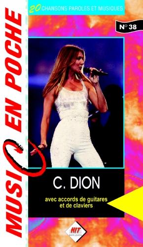 Music en poche Céline Dion