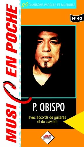 Music en poche Pascal Obispo