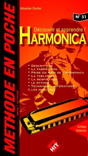 Charlier, S. : Méthode en Poche Harmonica