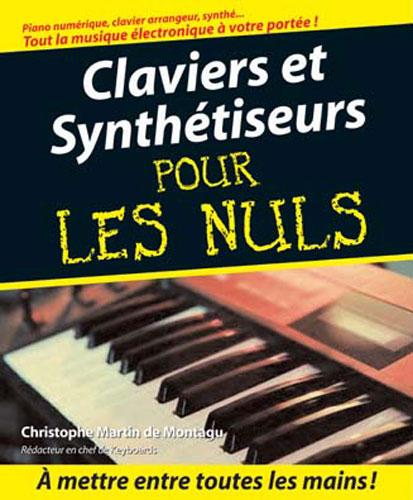 Claviers et Synthétiseurs Pour Les Nuls