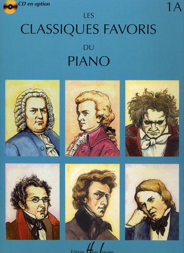 Classiques Favoris - Volume 1A