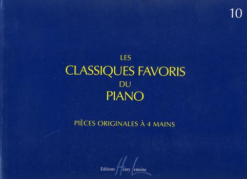 Divers compositeurs / Various composers : Classiques Favoris - Volume 10