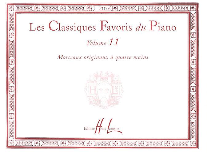 Divers compositeurs / Various composers : Classiques Favoris - Volume 11
