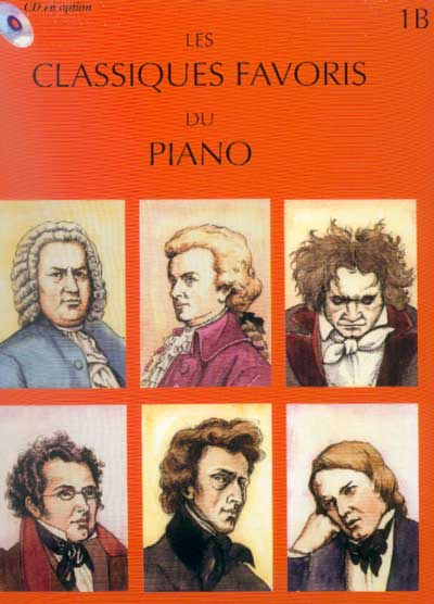 Classiques Favoris - Volume 1B