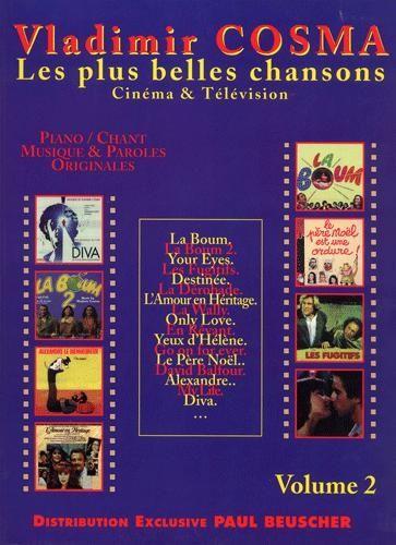 Cosma, Vladimir : Musique de Film Volume 2