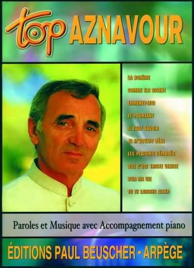 Top Aznavour (Aznavour, Charles)