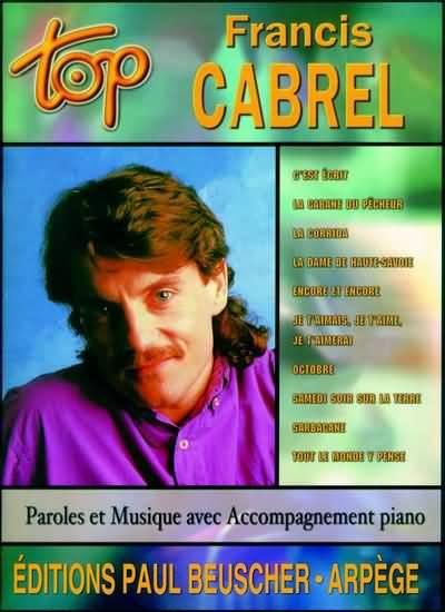 Cabrel, Francis : Top Cabrel