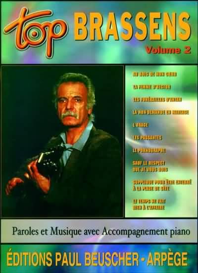Top Brassens Vol 2 (Brassens, Georges)