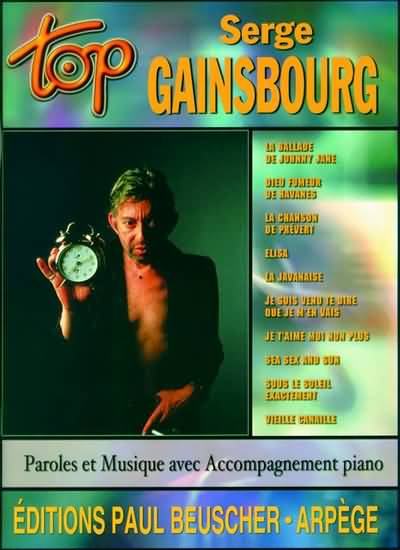 Top Gainsbourg (Gainsbourg, Serge)