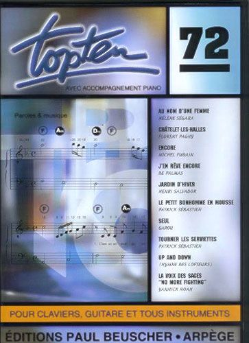 Top Ten N.72