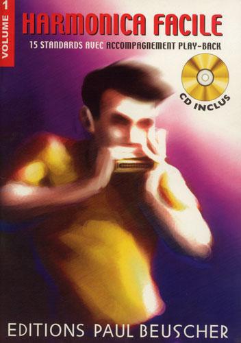 Harmonica Facile Volume 1