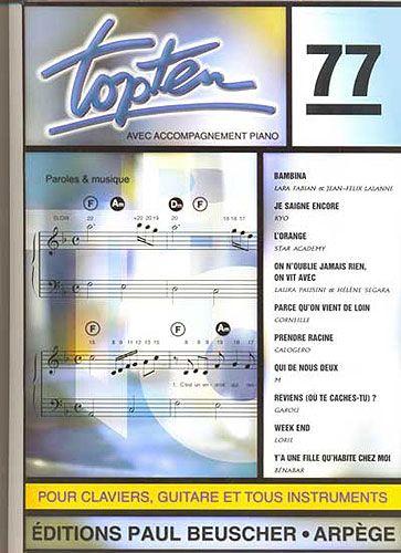 Top Ten N.77