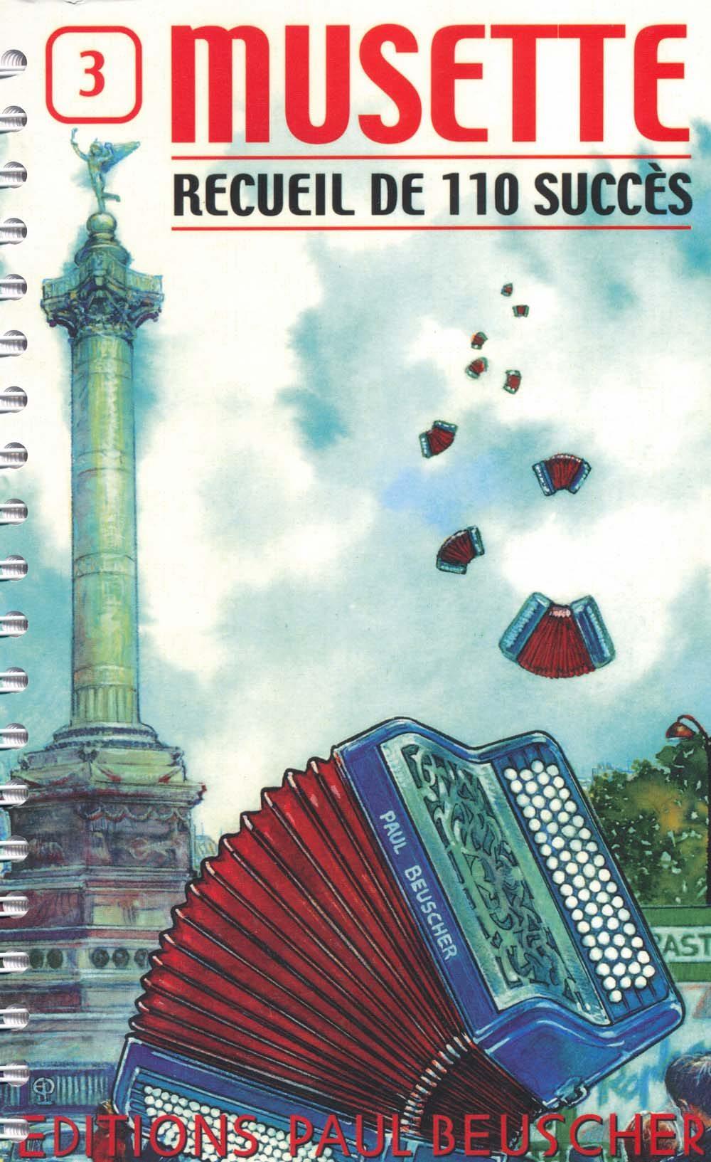 110 Succès Musette - Volume 3
