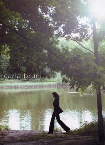 Carla Bruni : Comme si de rien n'était