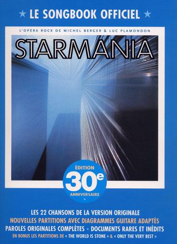 Plamandon, Luc / Berger, Michel : Starmania - Le Songbook Officiel
