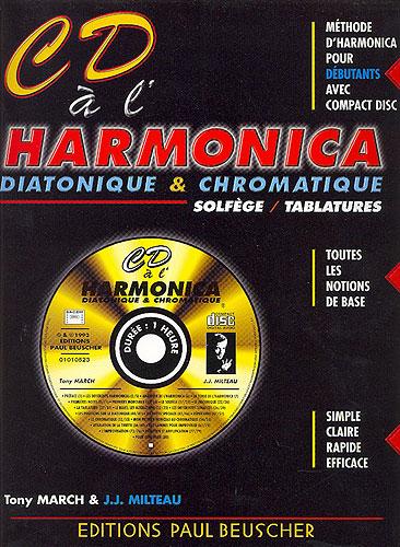 CD à l'Harmonica