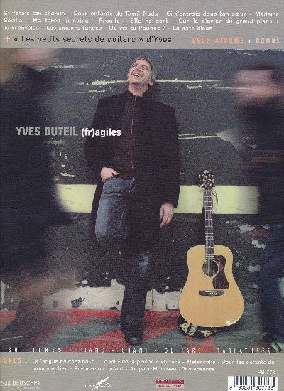 Duteil, Yves : (Fr)agiles / Sans Attendre + 7 Bonus
