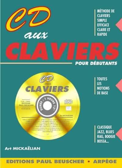CD aux Claviers