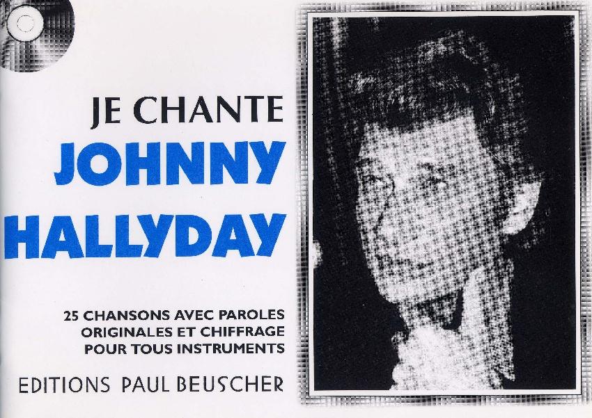 Hallyday, Johnny : Je Chante Hallyday